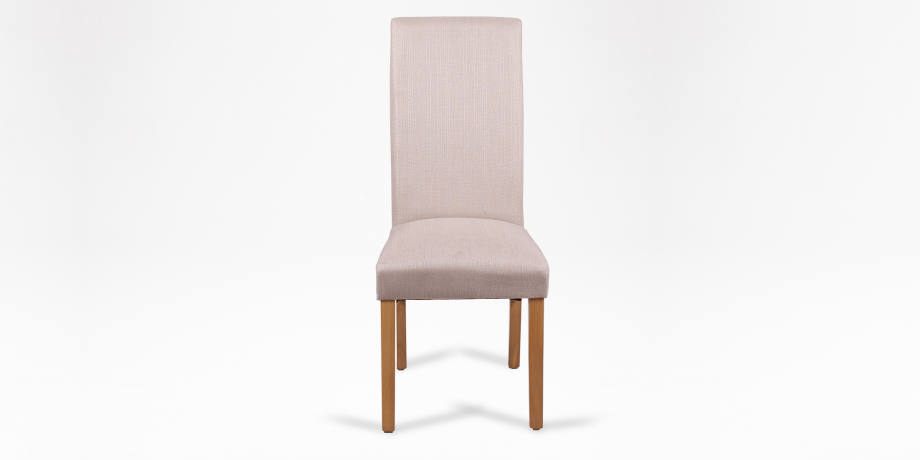 Palace Dining Chair Natural Leg-Sand