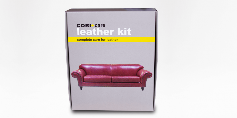 Coriguard Leather Kit - Leather