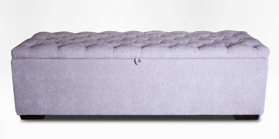 Carly Fully Upholstered Oblong Ottoman