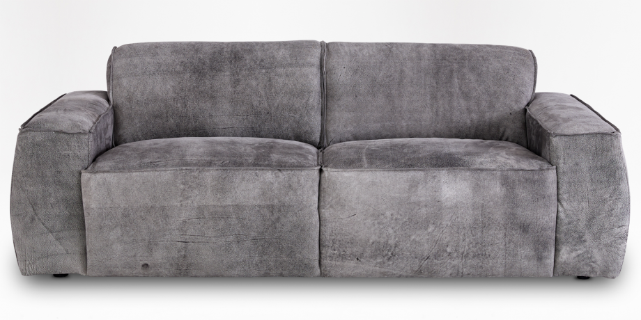 Congo Leather 2 Seater Couch