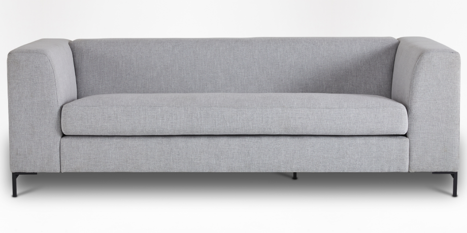 Orson Fully Upholstered 3 Seater Couch