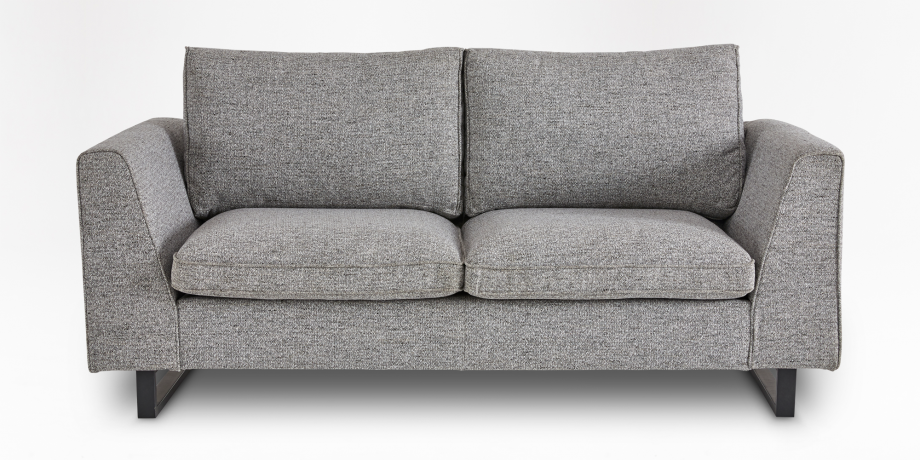 Sloan Fully Upholstered 2 Seater Couch