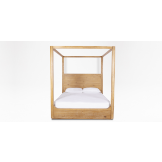 Bogard 4 Poster Bed Queen XL